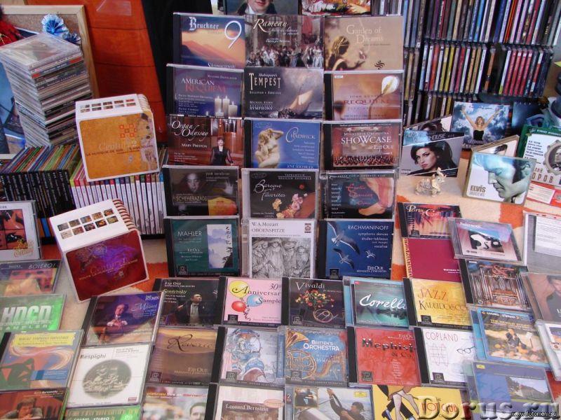 Музыкальная Коллекция на HDD (Lossless) + Hi-Resol - Диски, кассеты - Музыкальная Коллекция на HDD (..., фото 1