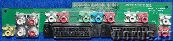 Main AV Board 200-013-JK371XP-DH REV:D от телевизора BBK LT3709S - Телевизоры - Main AV Board 200-01..., фото 1