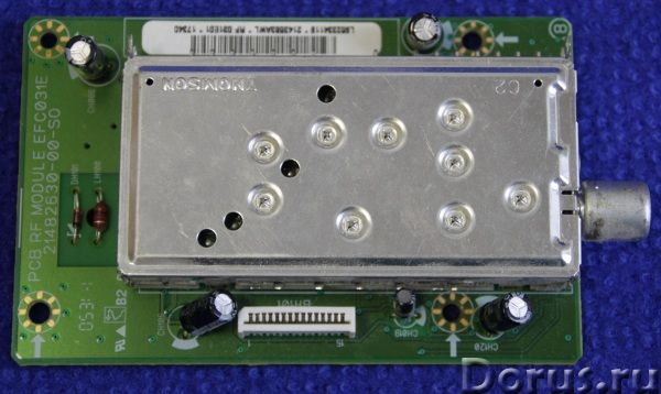 RF Module EFC031E 21482630-00-S0 от телевизора Thomson 32LB040S5 - Телевизоры - RF Module EFC031E 21..., фото 1