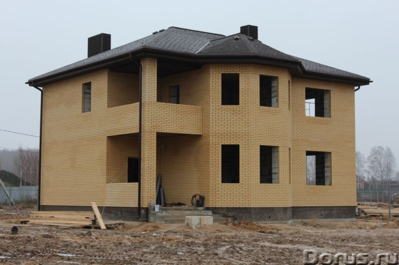 Малоэтажное строительство - Строительные услуги - Определитесь с бюджетом строительства! Выполню рас..., фото 2