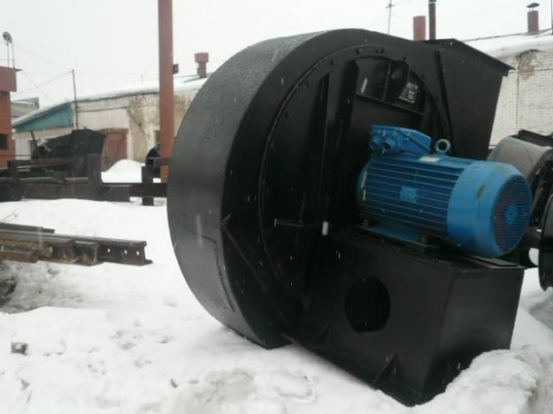 Промышленные вентиляторы, дымососы, циклоны - Промышленное оборудование - Предприятие ООО Энерговент..., фото 1