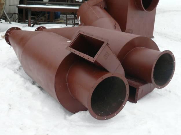 Промышленные вентиляторы, дымососы, циклоны - Промышленное оборудование - Предприятие ООО Энерговент..., фото 2
