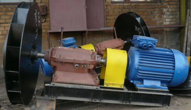 Промышленные вентиляторы, дымососы, циклоны - Промышленное оборудование - Предприятие ООО Энерговент..., фото 3