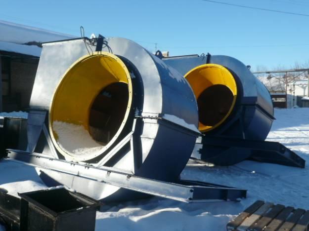 Промышленные вентиляторы, дымососы, циклоны - Промышленное оборудование - Предприятие ООО Энерговент..., фото 5
