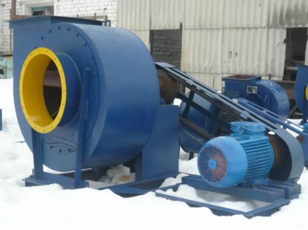 Промышленные вентиляторы, дымососы, циклоны - Промышленное оборудование - Предприятие ООО Энерговент..., фото 8