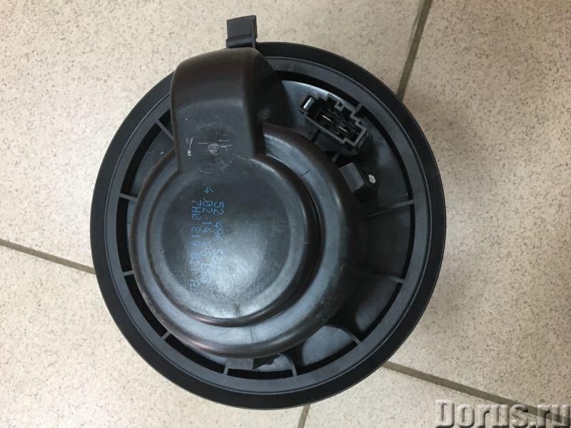 Вентилятор 7H0819021A Volkswagen transporter - Запчасти и аксессуары - Продам вентилятор отопителя с..., фото 3