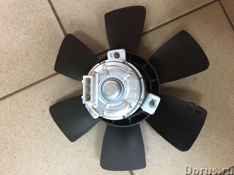 Вентилятор, охлаждение двигателя 06989 FEBI - Запчасти и аксессуары - Продам вентилятор, охлаждение..., фото 1