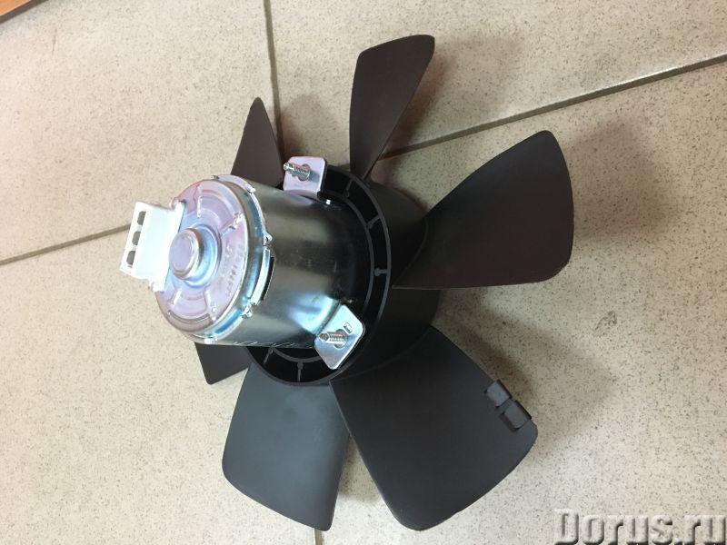 Вентилятор, охлаждение двигателя 06989 FEBI - Запчасти и аксессуары - Продам вентилятор, охлаждение..., фото 2